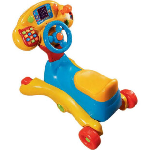 Toys Vtech 3-in-1 Smart Wheels Grow and Go Ride On