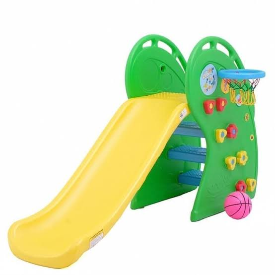 Toys Labeille Whale Slide – Green