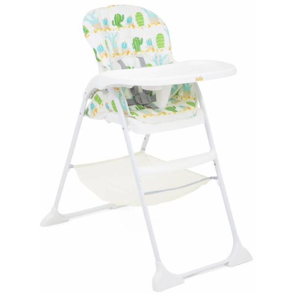 High Chair Joie Mimzy Snacker High Chair – Cactus