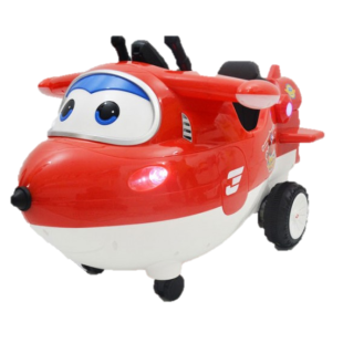 Toys Junior by Child Super Wings Jett Mobil Aki