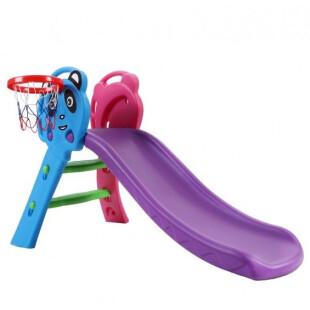 Toys Paso Panda Folding Slide