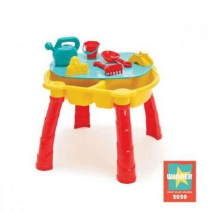 Out & About Sand and Water Play Table