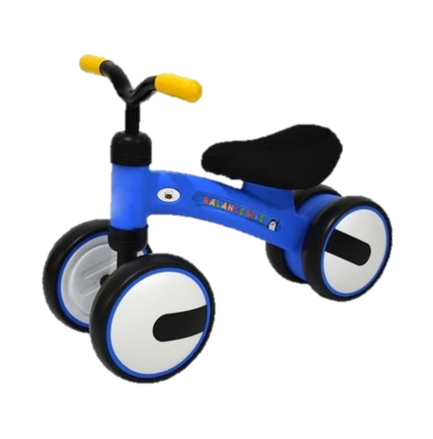 Toys Labeille Balance Bike Ride On – Blue
