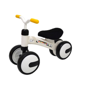 Toys Labeille Balance Bike Ride On – White
