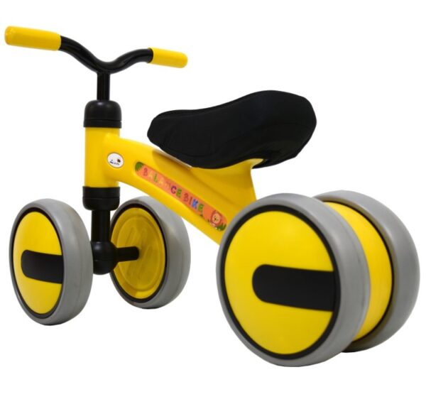 Toys Labeille Balance Bike Ride On – Yellow