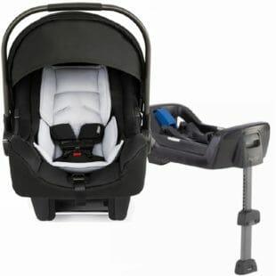 Infant Nuna Pipa Night Infant Carseat Isofix With Base