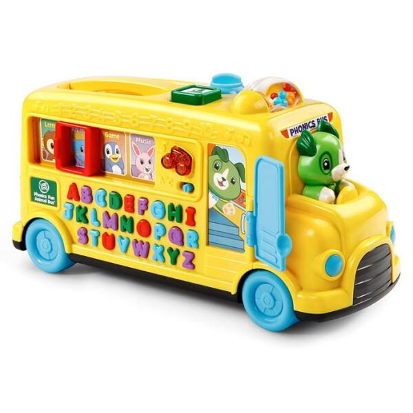 Learning & Educational Leapfrog Phonics Fun Animal Bus