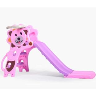 Bingo Lion Slide – Pink