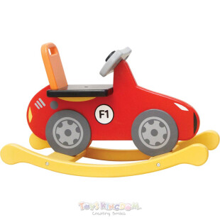 Toys Little Giggles Rocking F1 Race Car