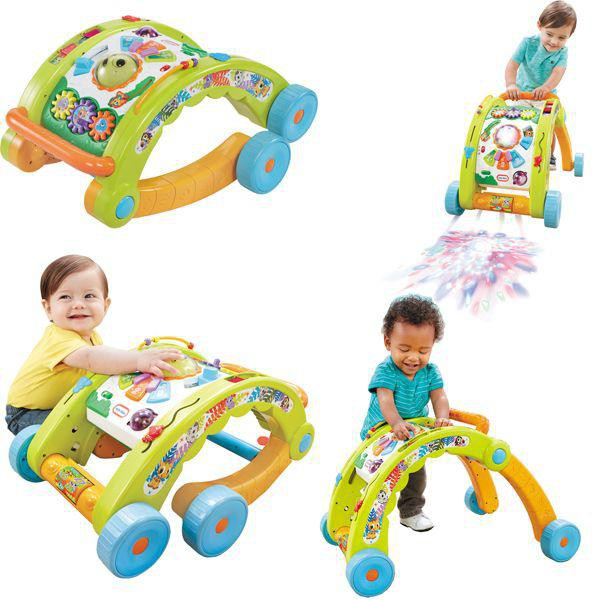 Push Walker Little Tikes Light n Go 3 in 1 Activity Walker
