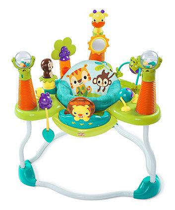 Toys Bright Starts Smiling Safari Jumperoo