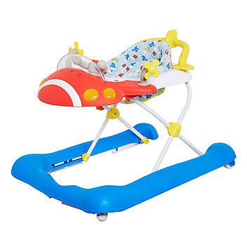 Toys Mothercare Plane Walker – Red