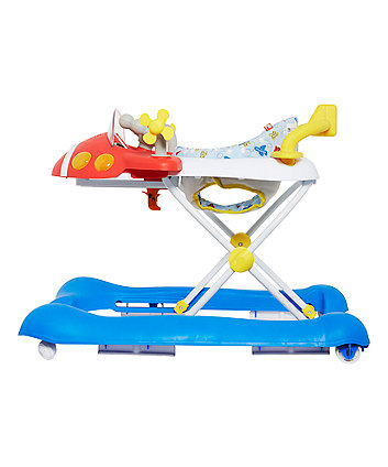 Toys Mothercare Plane Baby Walker – Red