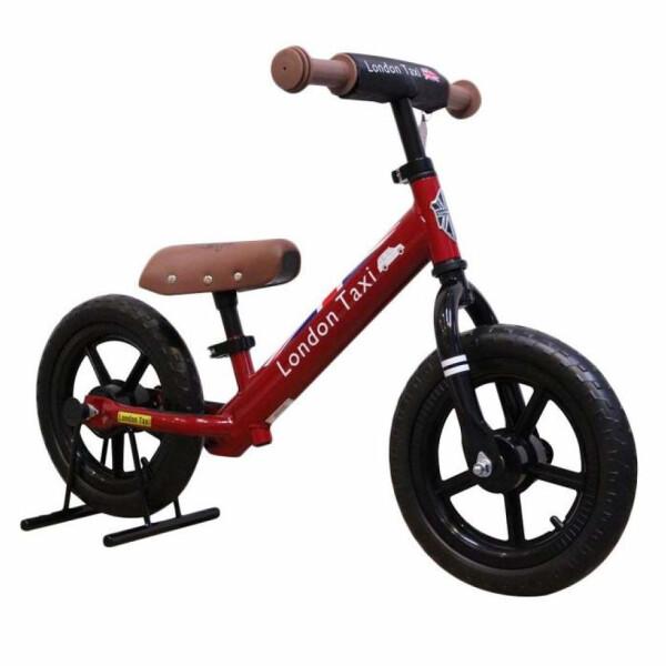 Toys London Taxi Kick Bike – Red