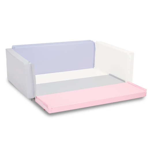 Safety Lumba Playmat Bumperbed 7.5cm – Classic Pastel