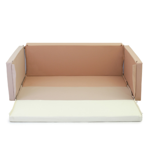 Safety Lumba Playmat Bumperbed 7.5cm – Chocolate
