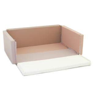 Safety Lumba Playmat Bumperbed 5cm – Chocolate