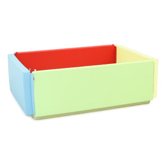 Safety Lumba Playmat Bumperbed 7.5cm – Rainbow