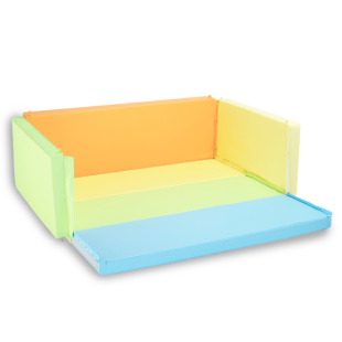 Safety Lumba Playmat Bumperbed 7.5cm – Tropical