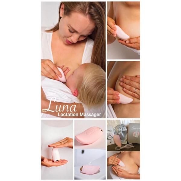 Luna Lumama Lactation Massager 2