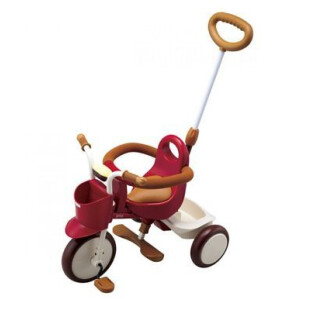 Toys IIMO Tricycle 01 Non Folding – Red