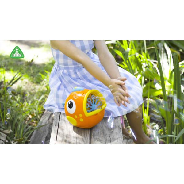 ELC Freddy The Bubble Fish – Blue 3