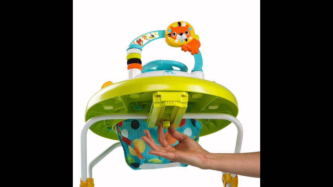Toys Bright Starts Pattern Pals Walker