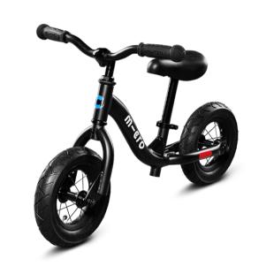 Micro Balance Bike – Black