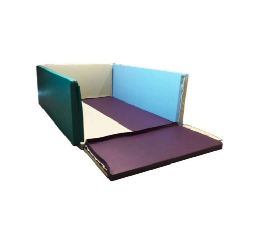 Safety Mamacoco Bumpermat – Orchid