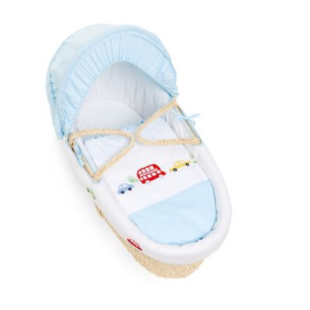 Nursery Mothercare On The Road Moses Basket