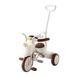 Toys IIMO Tricycle 01 Non Folding – White