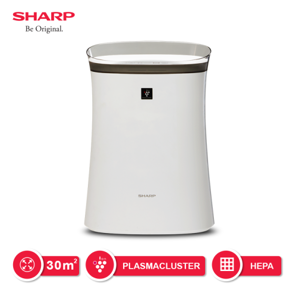Health Sharp Air Purifier FP-F40Y-T/W