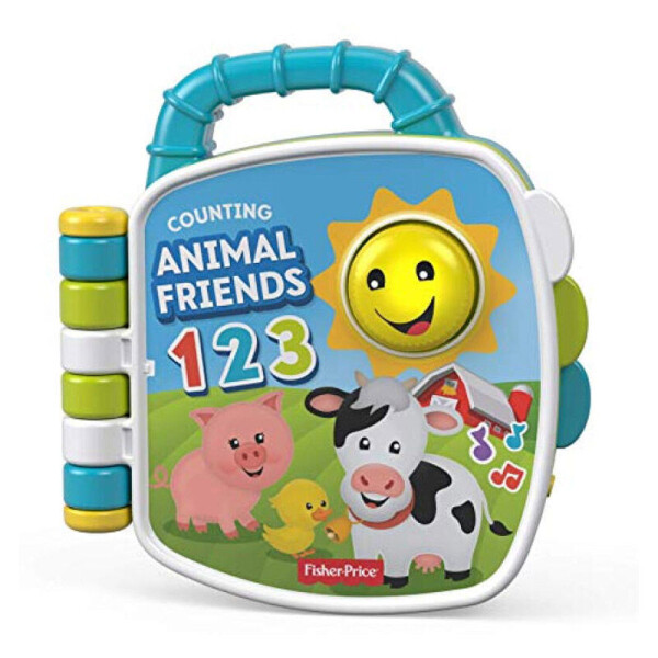Toys Fisher Price Laugh and Learn Counting Animal Book
