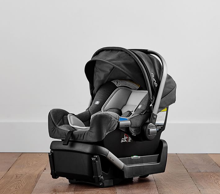 Infant Nuna Pipa Night Infant Carseat Isofix With Base