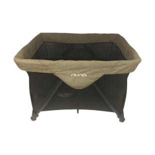 Nursery Nuna Sena Aire Baby Box Travel Cot – Mocca