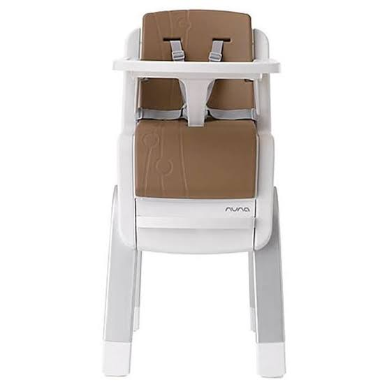 Gear Nuna Zaaz High Chair – Almond