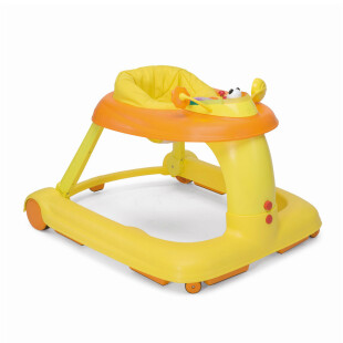 Toys Chicco 123 Baby Walker – Orange