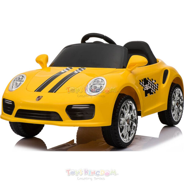 Toys Paso Sports Car Mobil Aki – Yellow