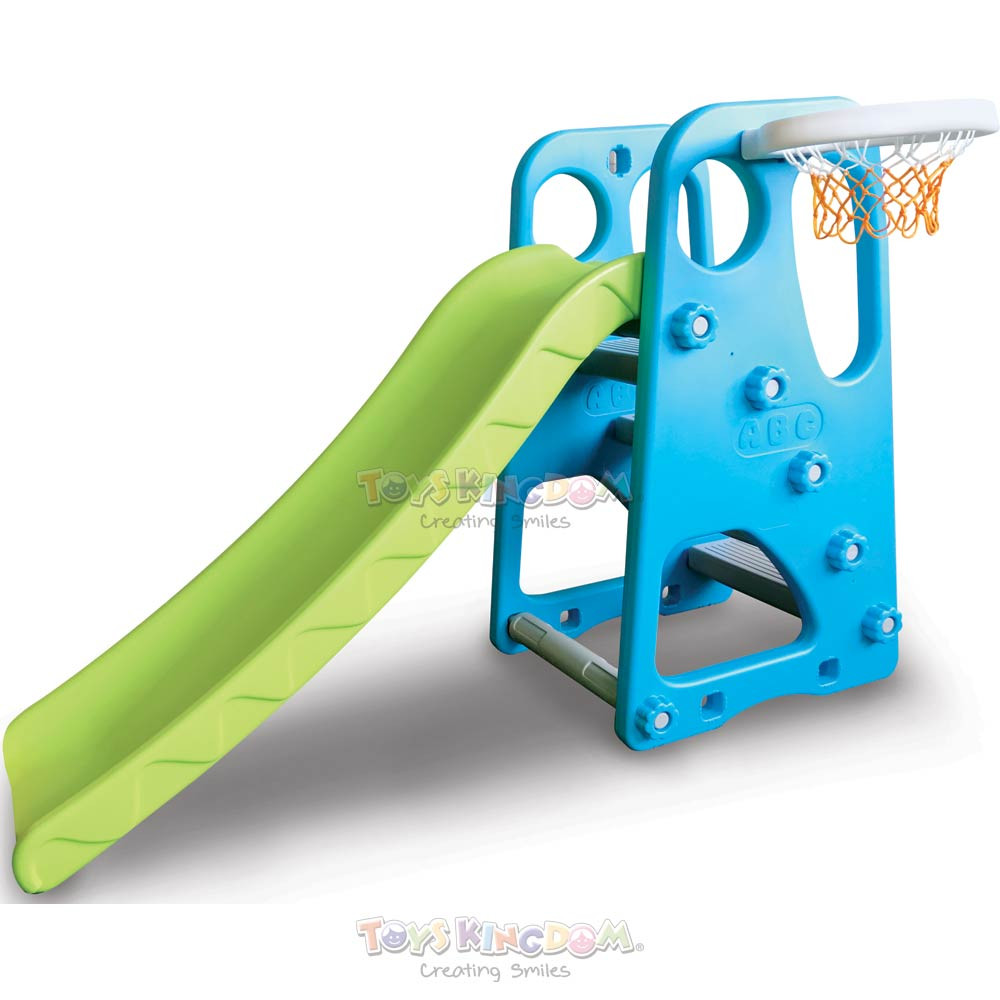 Toys Paso Happy Slide – Green Blue