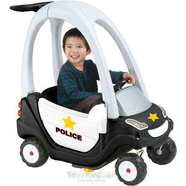 Toys Paso Smart Coupe Police Ride-On