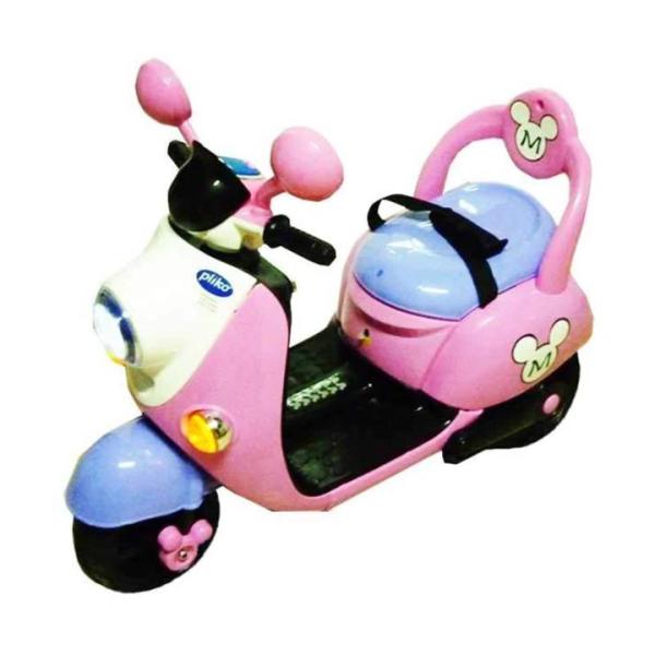 Toys Pliko Motor Aki – Mickey Pink
