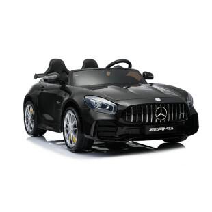 Toys Pliko Mercedes Benz GTR Licensed Mobil Aki – Black