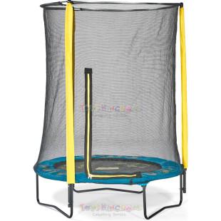 Plum Junior Trampoline & Enclosure 4.5ft – Minions