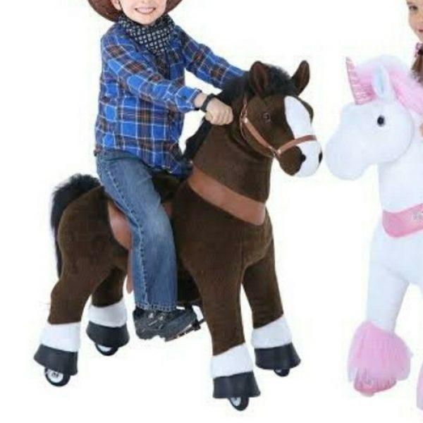 PonyCycle Horse – Brown 3