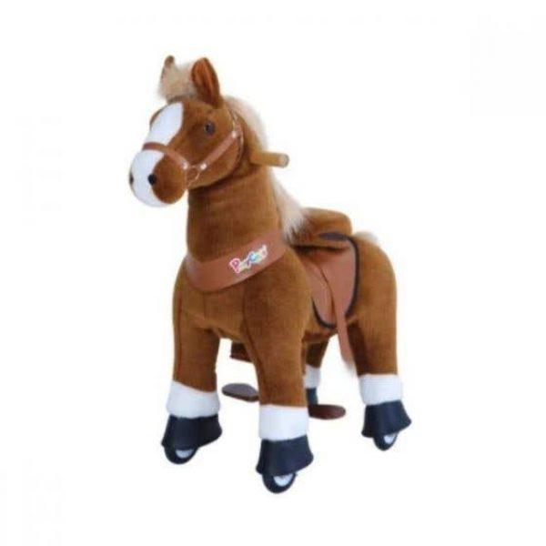 PonyCycle Horse – Brown