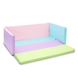 Safety Lumba Playmat Bumperbed 5cm – Princess