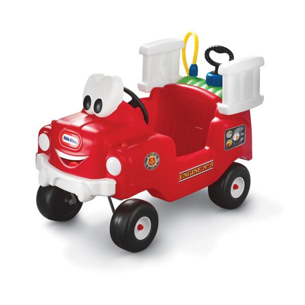 Little Tikes Cozy Coupe Spray & Rescue Fire Truck (DISKON – Selang Air Sedikit Bocor)