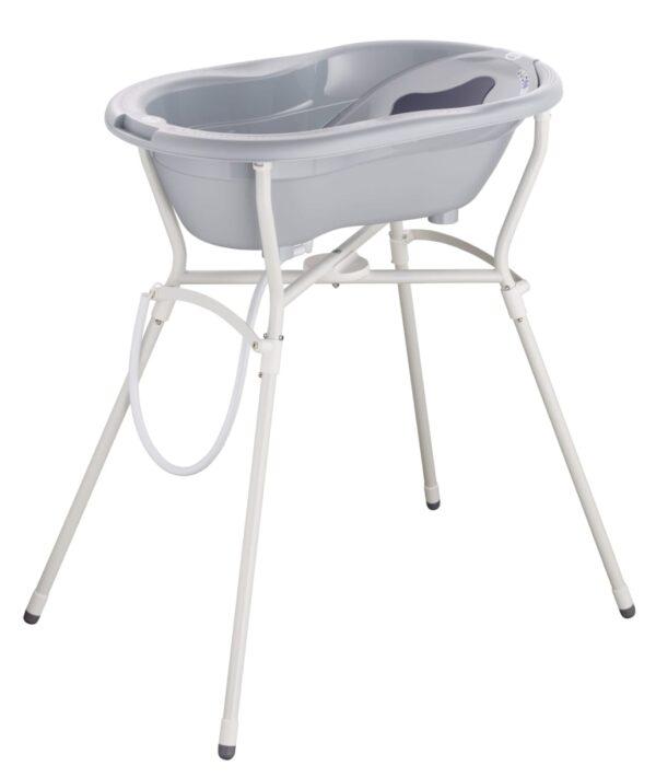 Nursery Rotho Bath Solution – Stone Grey