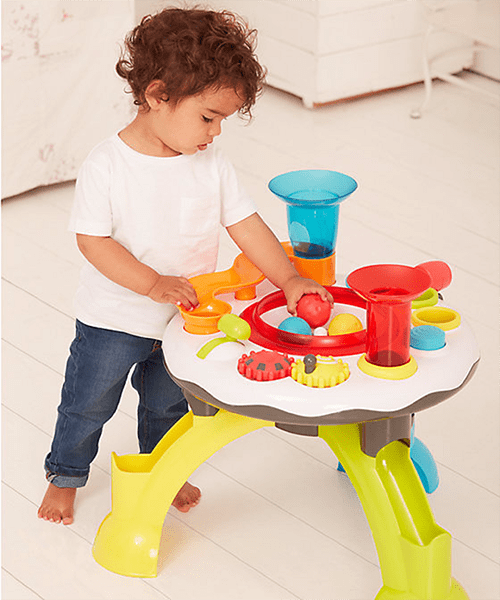 Toys ELC Little Senses Lights and Sounds Activity Table