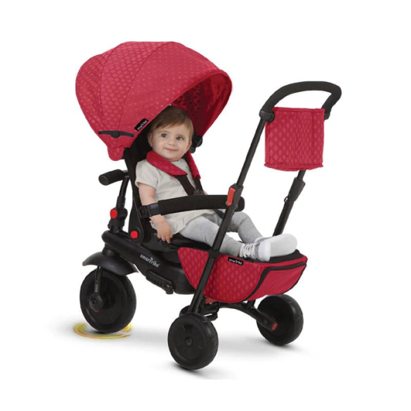 Toys Smartrike Smartfold 700 8 In 1 Tricycle – Red